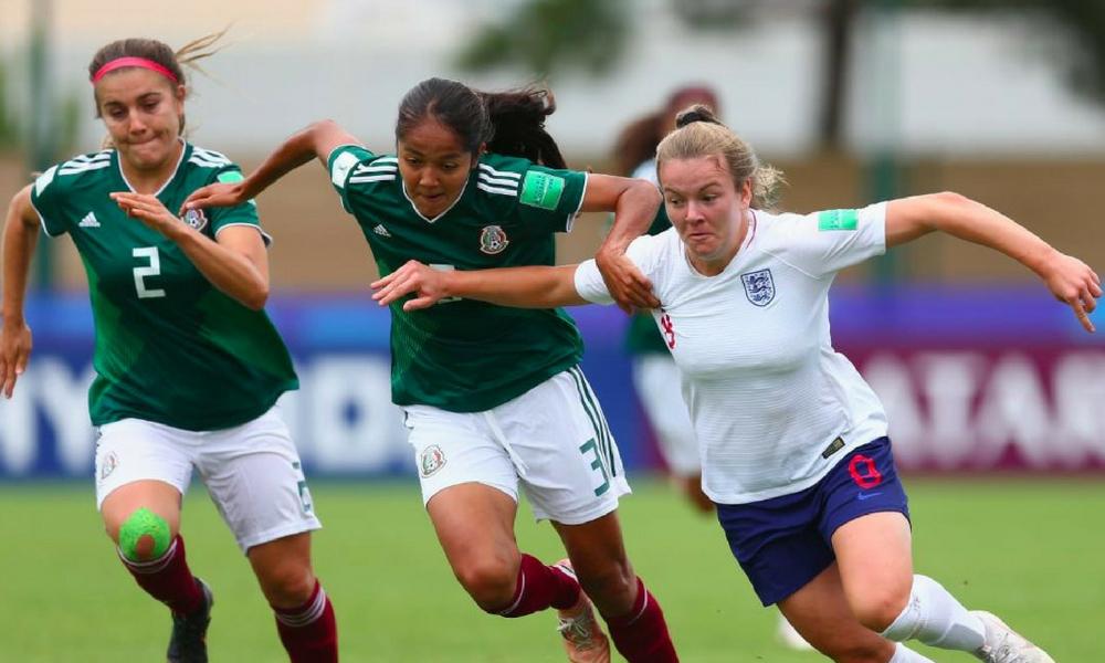 el Tri Femenil se despidió del Mundial Sub-20