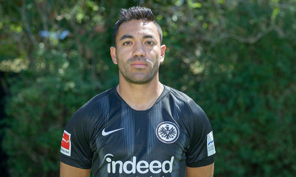 futuro de Marco Fabián en el Eintracht Frankfurt