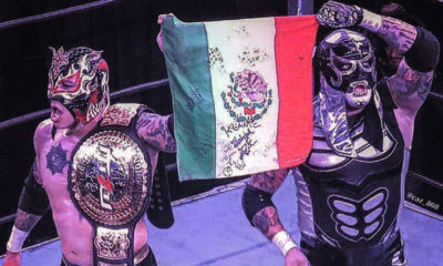 Lucha Brothers ganaron en Impact Wrestling