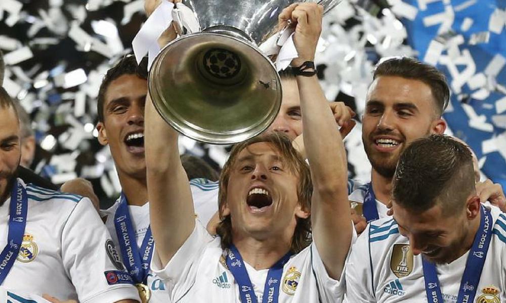 Jugador del Año para la UEFA