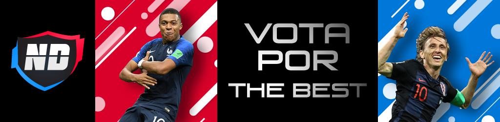 Vota por The Best