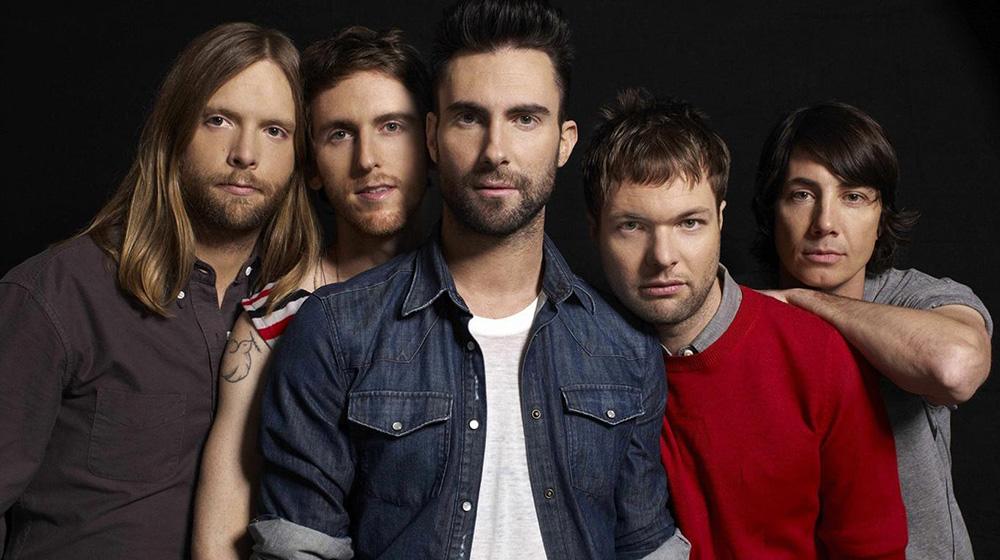 ¿Quién acompañaría a Maroon 5 en el show del SB LIII?