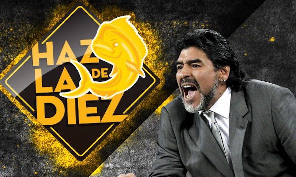 ¿Quién es el misterioso empresario que trajo a Maradona a Dorados?