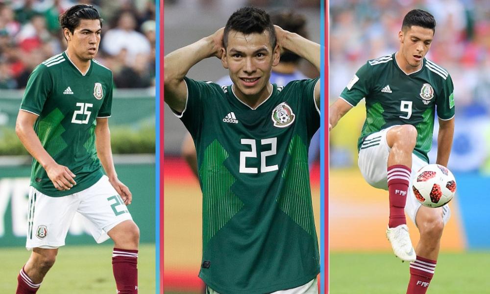 México contra Estados Unidos, partido amistoso México vs Estados Unidos, Selección Mexicana