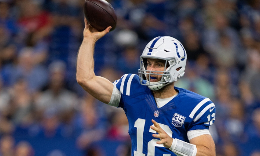 Andrew Luck regresa a la NFL
