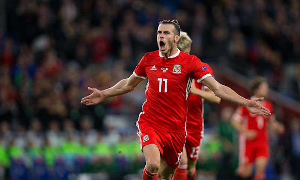 Bale se destapó con golazo