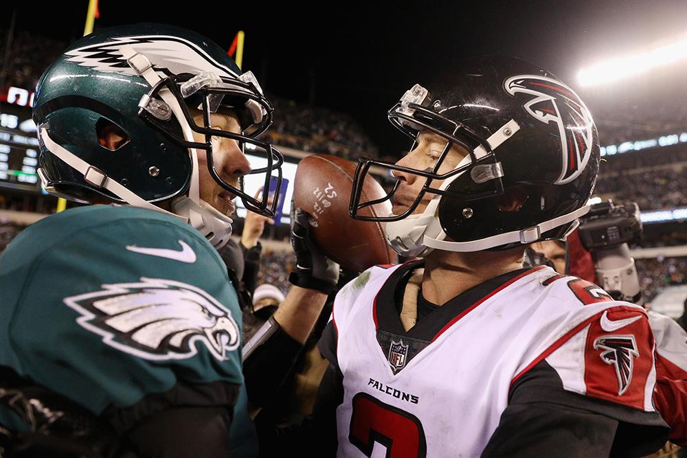 Eagles vs. Falcons, inicia la NFL