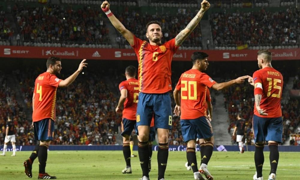 España goleó 6-0 a una débil Croacia