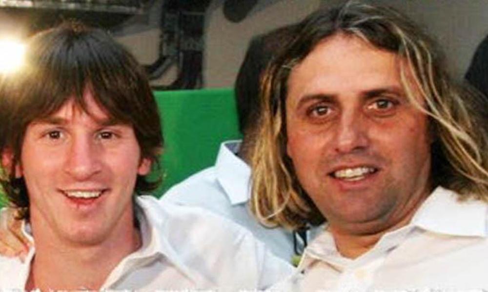 Formador de Messi y compañía llegó al Atlas