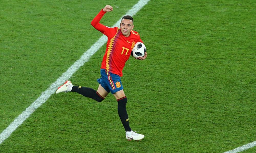 Iago Aspas fue convocado a España, Selección de España, Efecto Mohamed