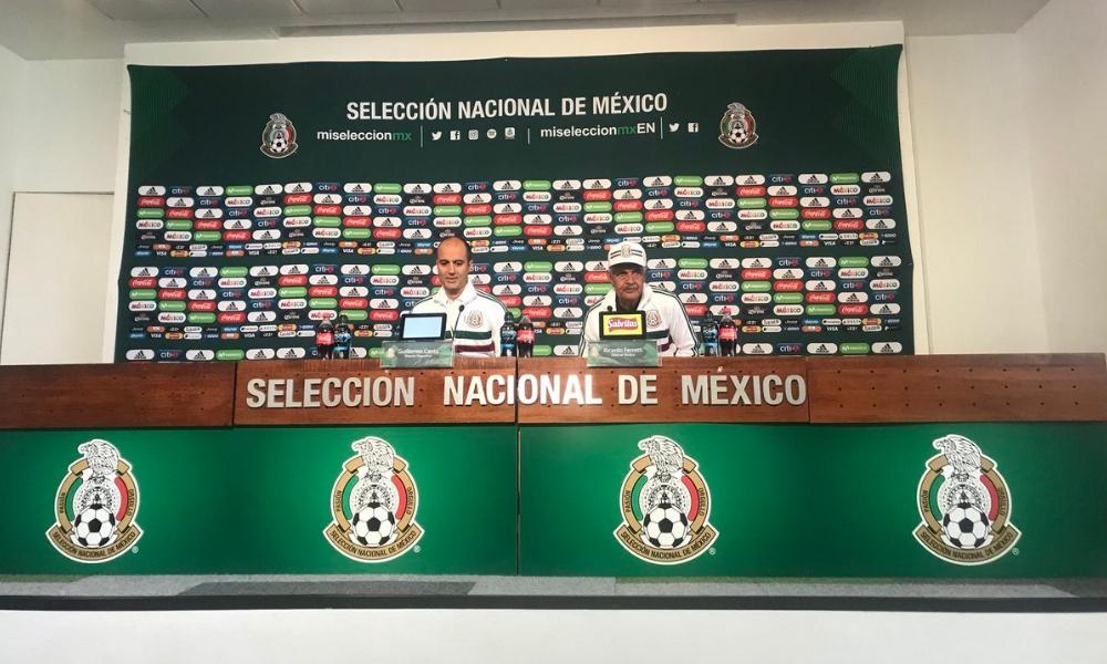 La Selección Mexicana presentó al 'Tuca' Ferretti, Tuca es el nuevo interino, Selección Nacional de Futbol