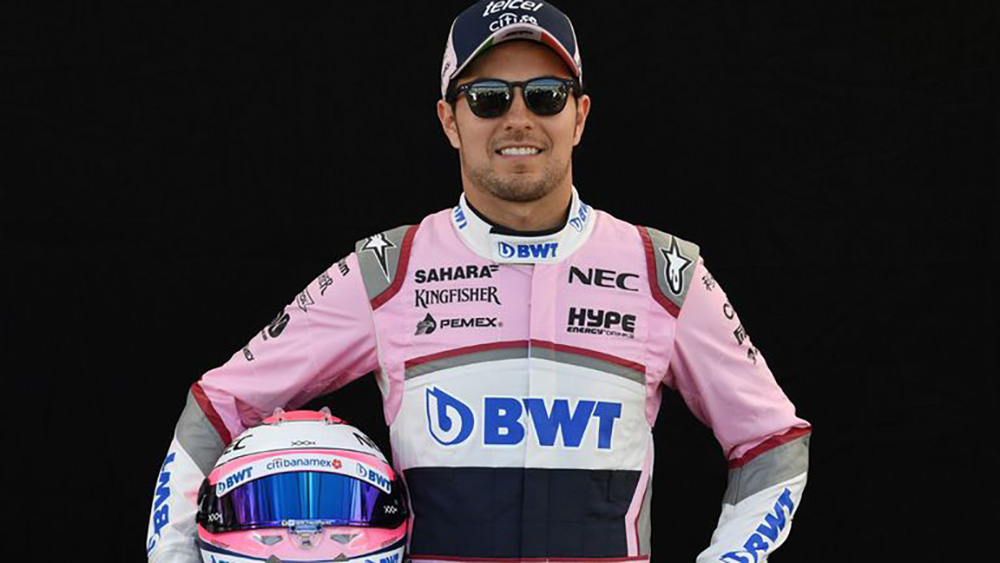 McLaren confirmó interés por 'Checo' Pérez