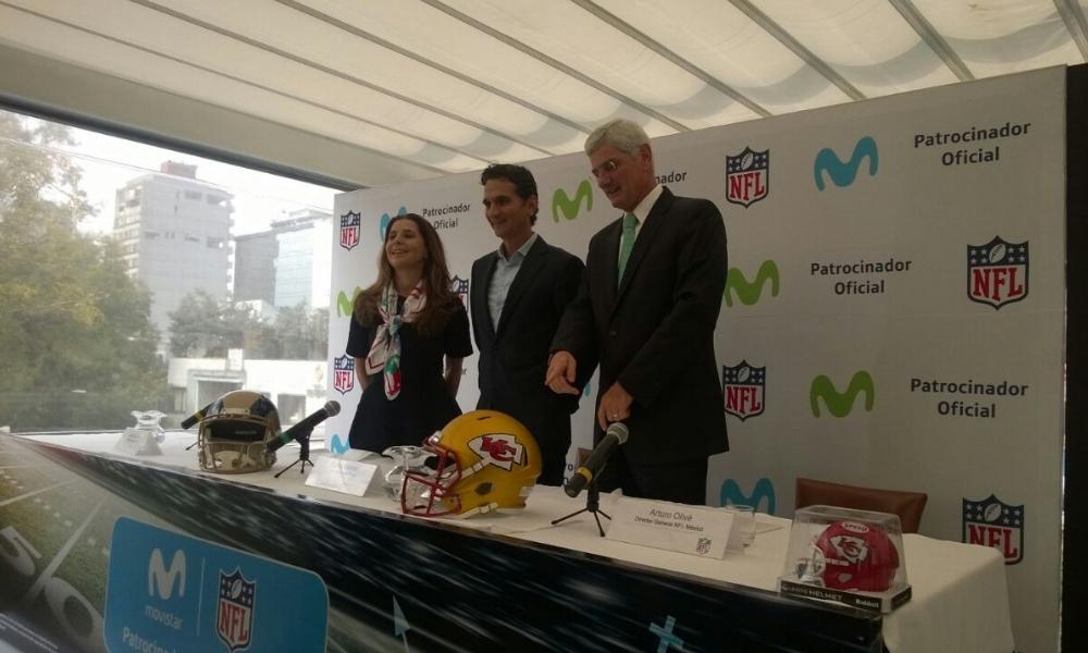 NFL presentó App para mejorar experiencia en México