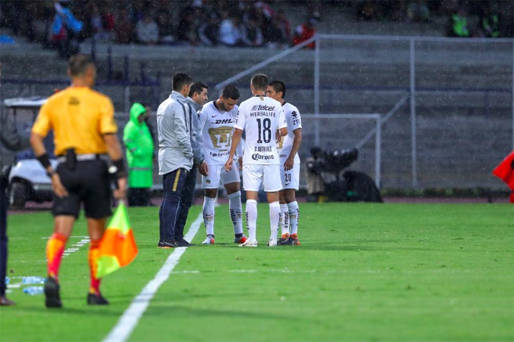 Pumas vs. Tampico Madero en la Copa MX