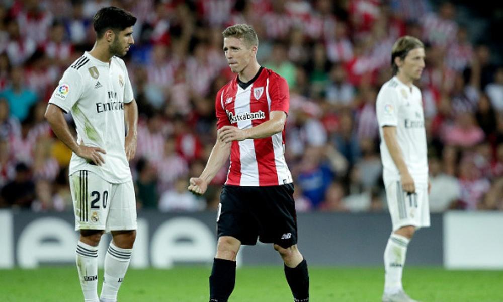 Real Madrid se alejó del liderato