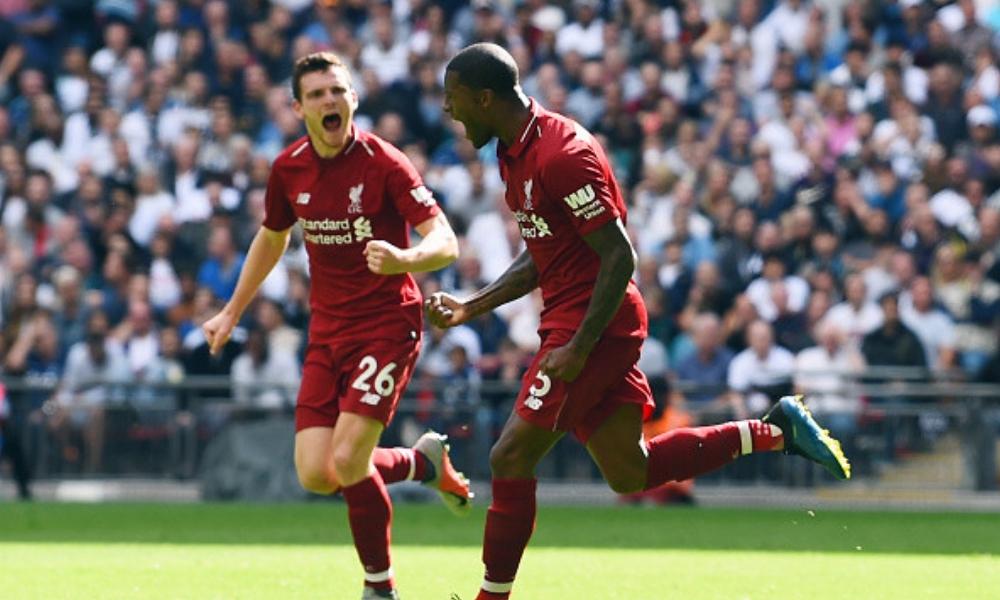 Liverpool es líder de la Premier