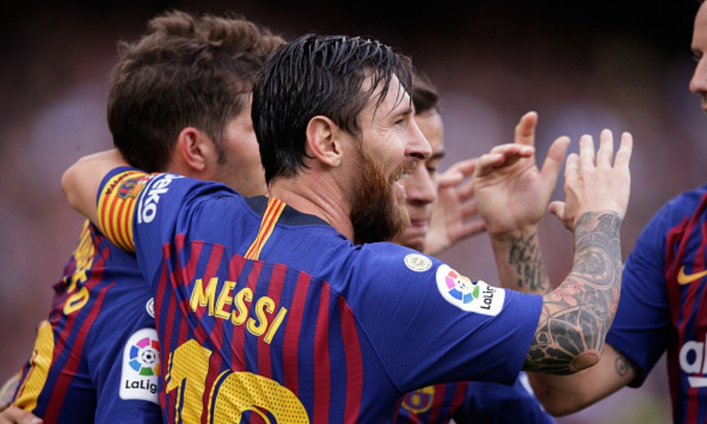 Barcelona podría romper un récord