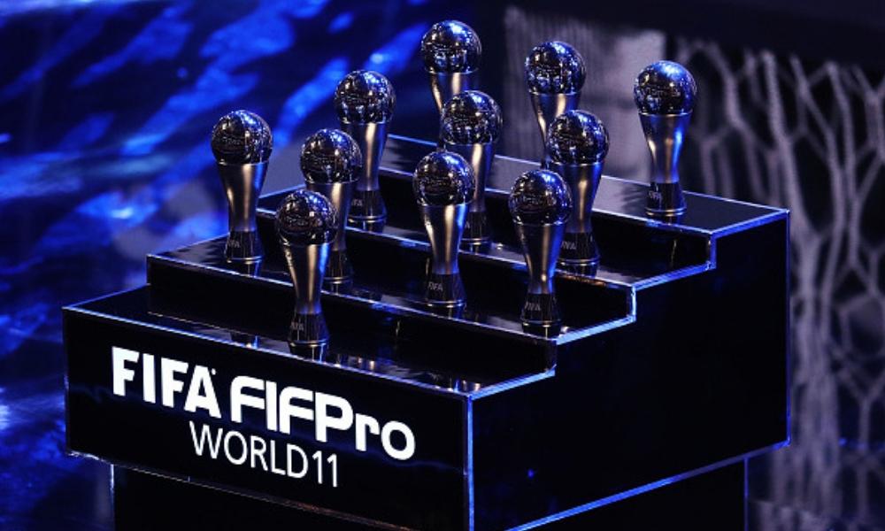 nominados al once ideal de la FIFA