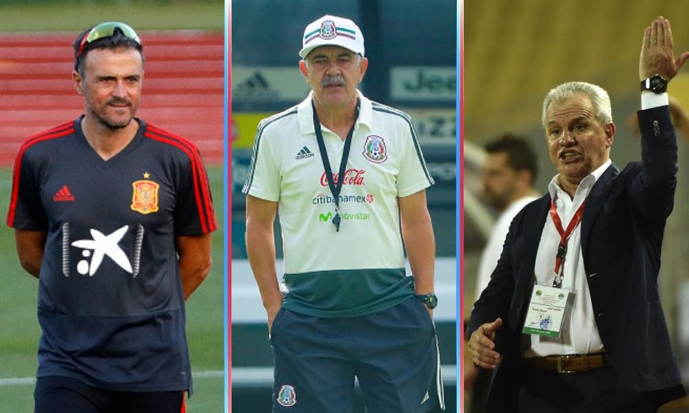 nuevos seleccionadores en la Fecha FIFA