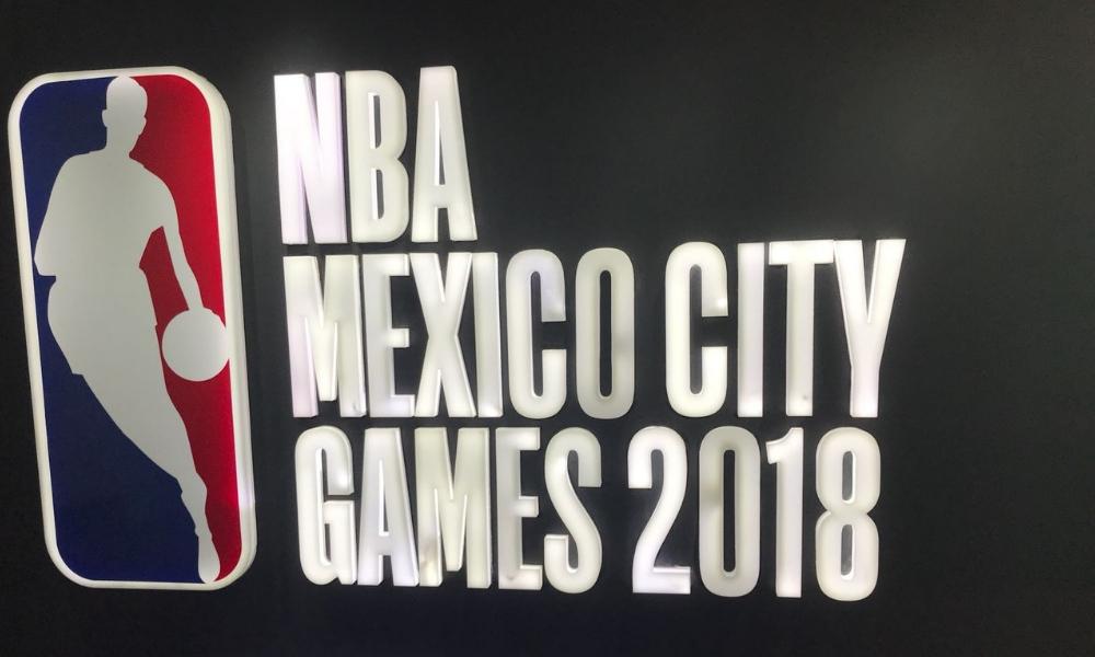 partidos de NBA que se disputarán en México