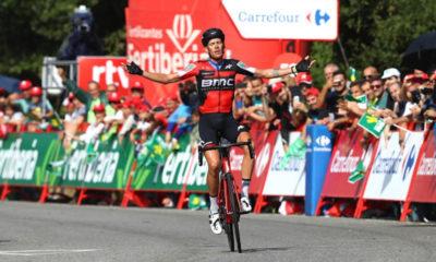 De Marchi ganó la 11º etapa, la Vuelta 2018