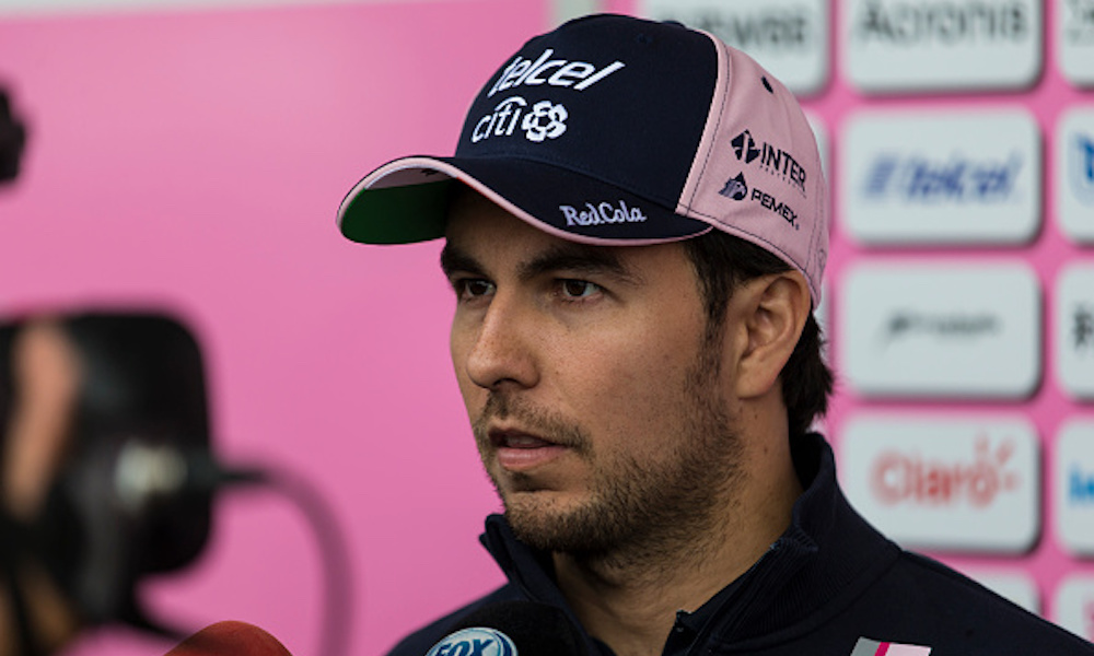 'Checo' Pérez seguirá corriendo para Force India