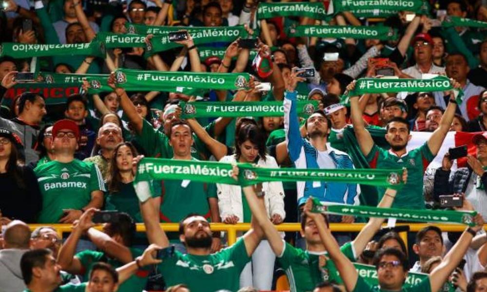 Cómo le ha ido a México saliendo del estadio Azteca