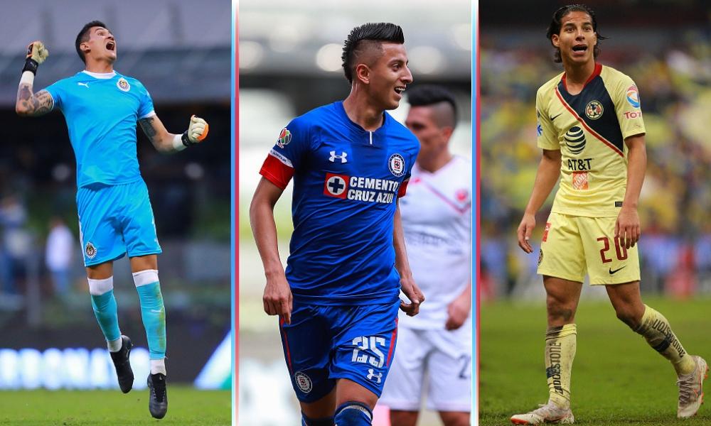 Jóvenes revelación de la Liga MX