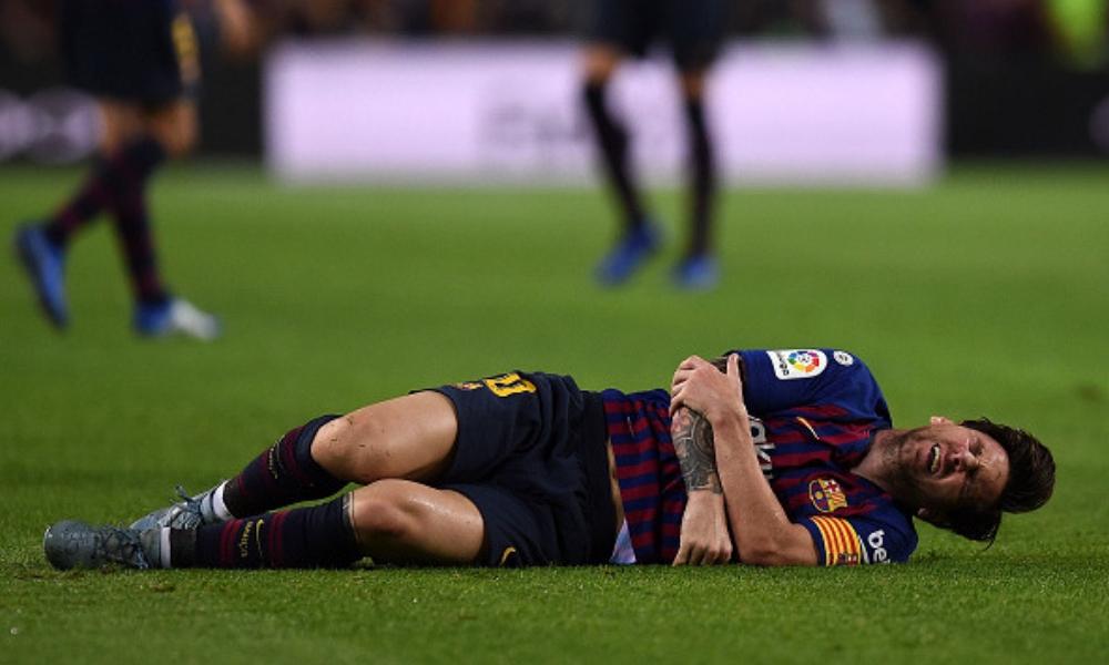 Messi se perderá el Clásico