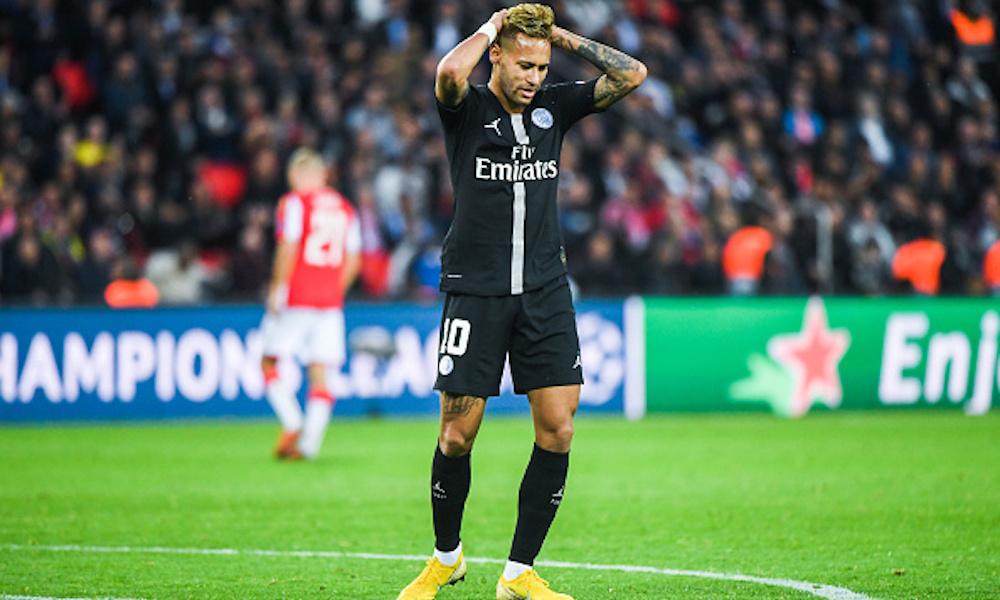 Posible amaño de partido en la Champions League