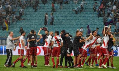River Plate primer finalista de la Copa Libertadores