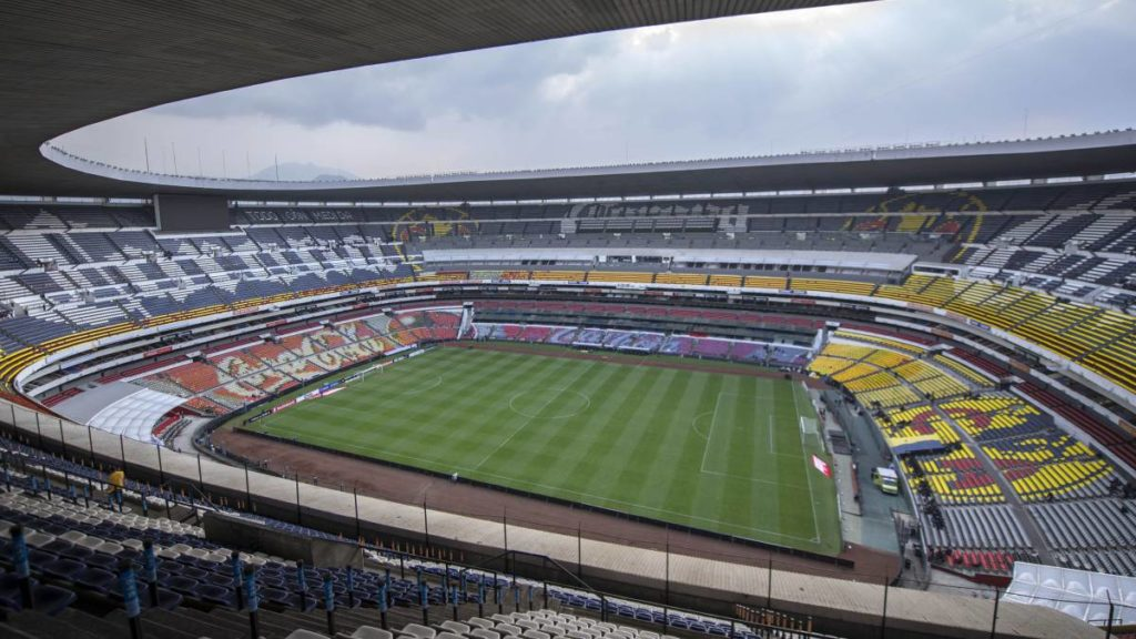 Estadio Azteca Tendrá Césped 100% Natural