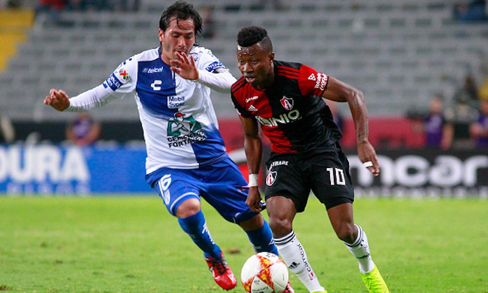 Atlas y Pachuca aburrieron con empate sin anotaciones