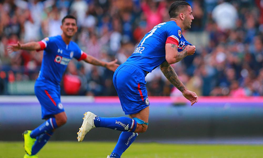 Cruz Azul clasificó a Liguilla