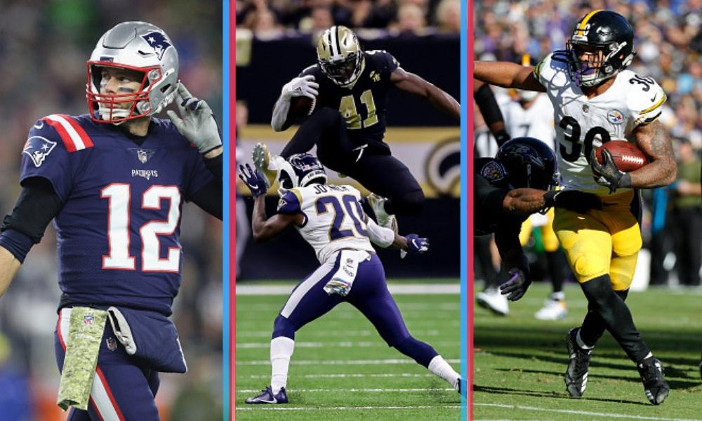 semana 9 en la NFL
