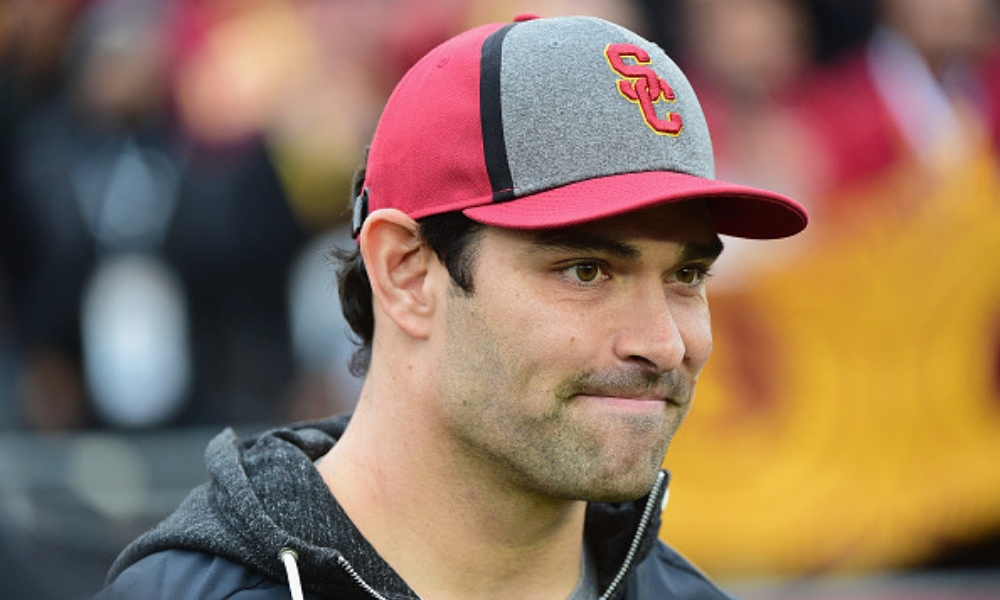 Los Washington Redskins contratan a Mark Sanchez