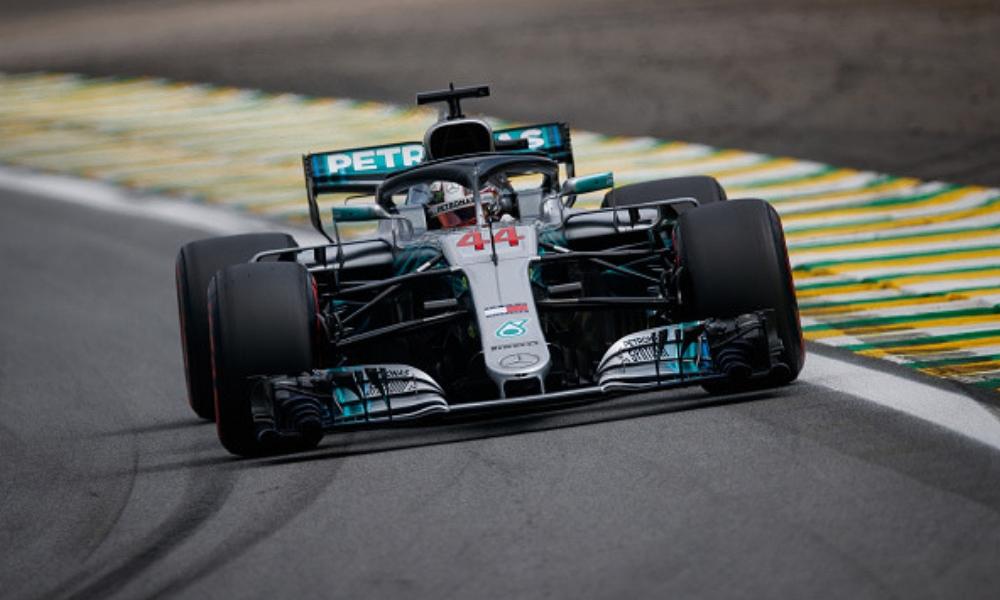 Hamilton saldrá primero en el GP de Brasil