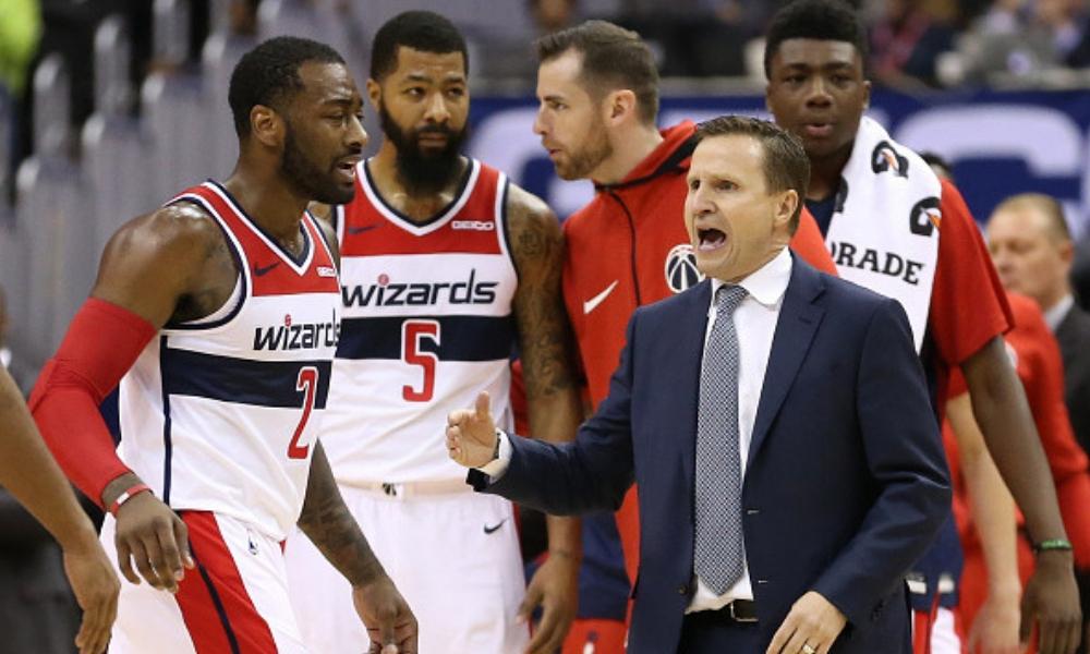 Wizards pusieron transferibles a toda su plantilla