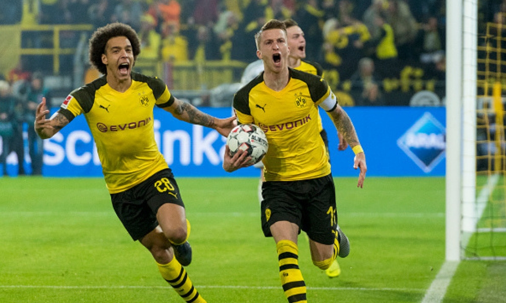 Dortmund se llevó el 'Clásico Alemán'