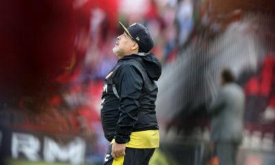 Maradona reveló el equipo que sueña dirigir