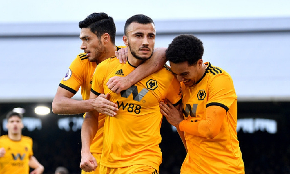 Los Wolves lograron empatarle al Fulham