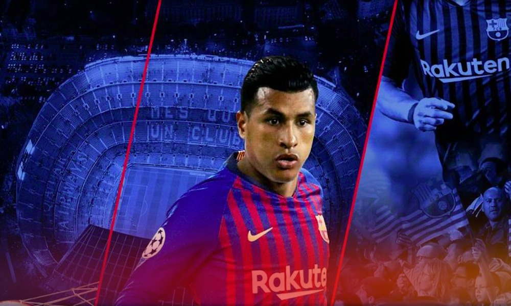 Barcelona confirmó su primer fichaje