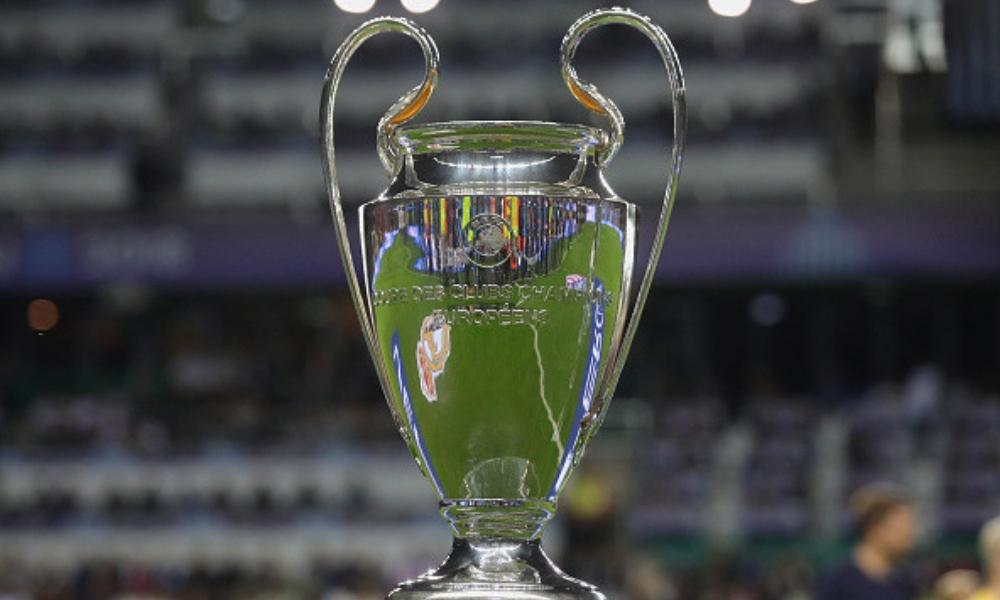 Champions League en fin de semana
