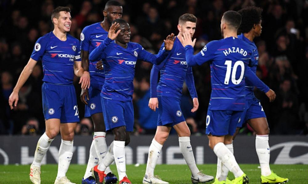 Chelsea terminó con el invicto del Manchester City