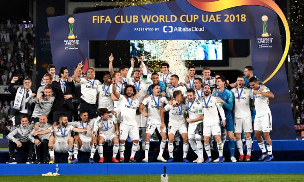 primer tricampeón del Mundial de Clubes