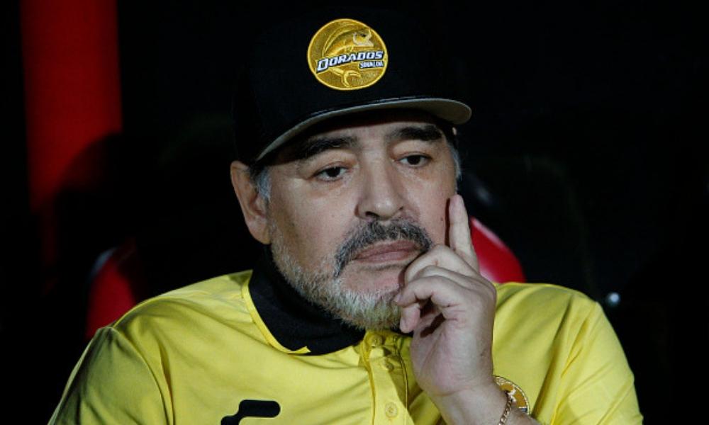 Sinaloa estaría cerca de quedarse sin Maradona
