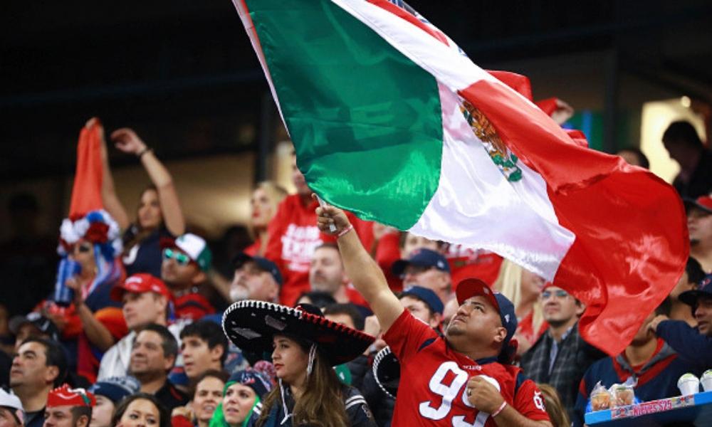 mexicano en la NFL