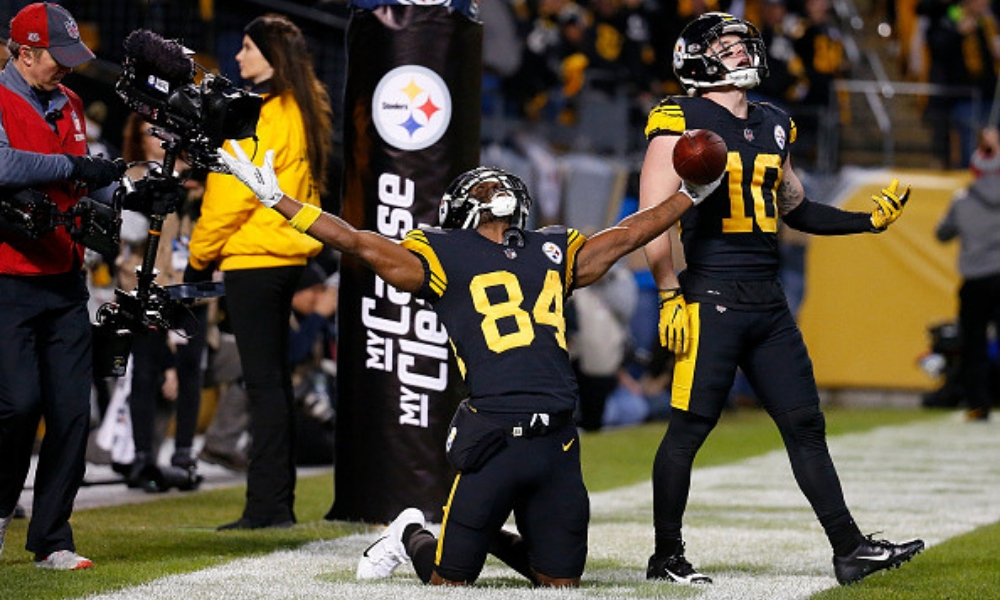 Patriots vs. Steelers - Reporte de Juego - 16 diciembre, 2018
