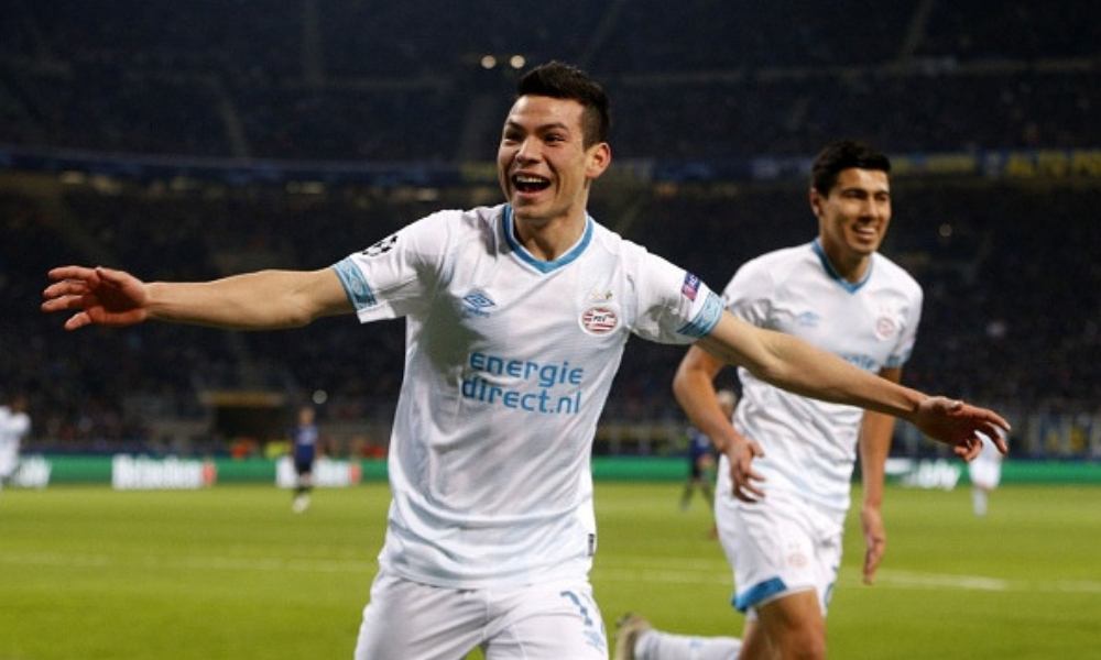 Inter quedó eliminado de la Champions
