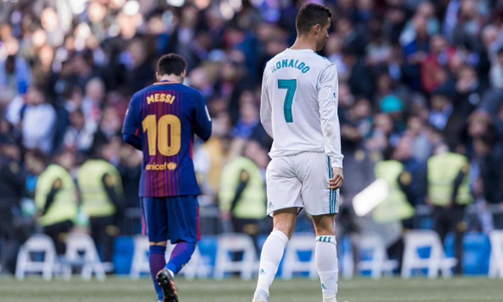 Florentino reunirá a Messi y Cristiano